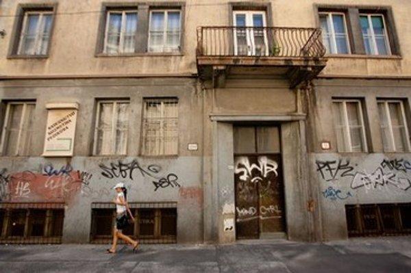 Reštituované domy sú hlavne v Starom Meste.