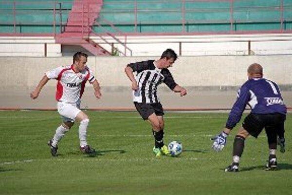Žarnovica sa aj vďaka víťazstvu nad Krupinou predstaví v 4. lige Juh.