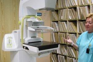 Žiarska nemocnica by mala čoskoro získať aj prístroj na vyšetrenie prsníkov.