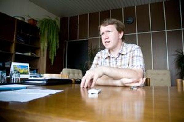 Martin Benko - riaditeľ Centra predpovedí a výstrah SHMÚ.