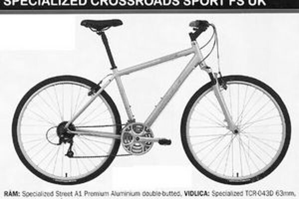 Desať takýchto bicyklov zmizlo z požičovne v Devíne.