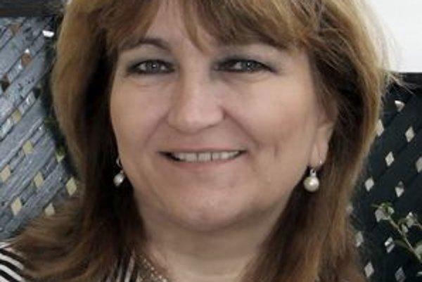 Hlavná architektka Bratislavy Ingrid Konrad.
