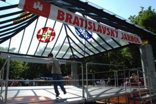 Bratislavský jarmok trvá do nedele.