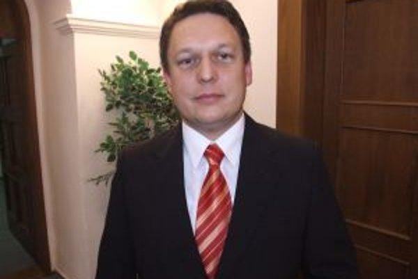 Peter Gnida, zástupca neziskovej organizácie Nemocnice a polikliniky, ktorá poskytuje zdravotnú starostlivosť v žiarskej, štiavnickej a rimavskosobotskej nemocnici.