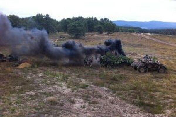 Najväčšie podujatie historických vojenských vozidiel na piesku v Európe.