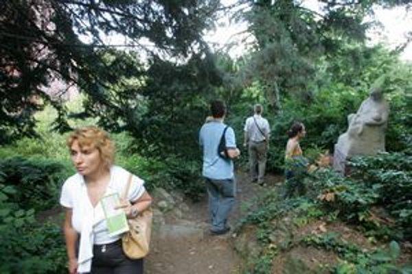 Verejnosť si mohla Kochovu záhradu poobzerať v roku 2008.