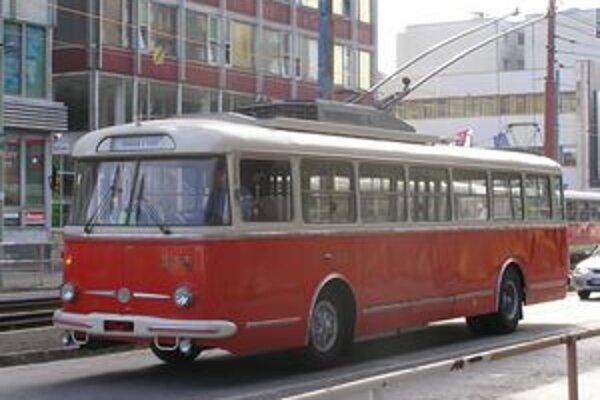 Dopravný podnik ukáže historické vozidlá.