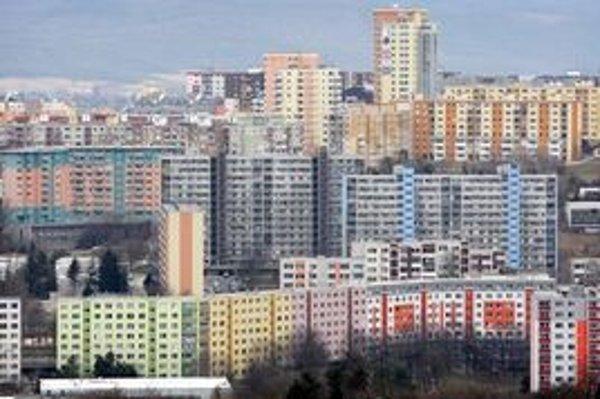 Byty pre mladé rodiny sú na Dlhých Dieloch.
