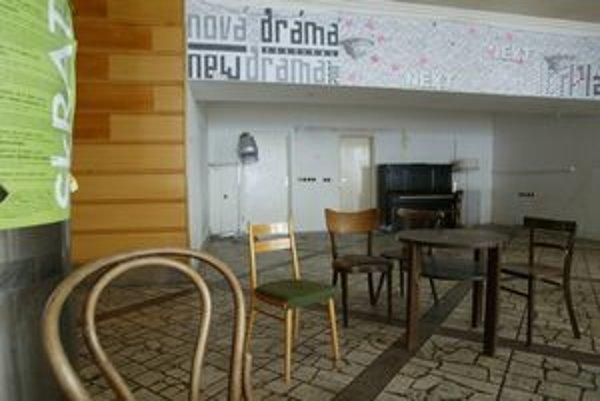 Bývalý V-klub bol posledných osem rokov centrom alternatívneho umenia.