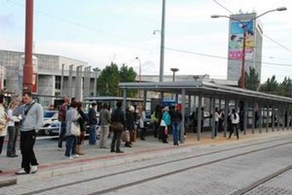 Na Trnavskom mýte sa bude stavať podzemná stanica.