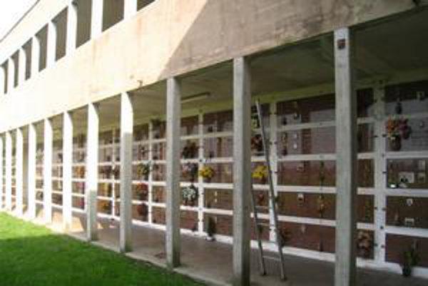 Talianske cintoríny sú cintorínmi rebríkov, takýto systém pochovávania tam funguje už okolo sto rokov. V hrobových stenách sa používajú špeciálne rakvy s cínovým vnútrom, ktoré zabraňuje, aby sa k telu dostali vonkajšie vplyvy, a zároveň chráni okolie pre
