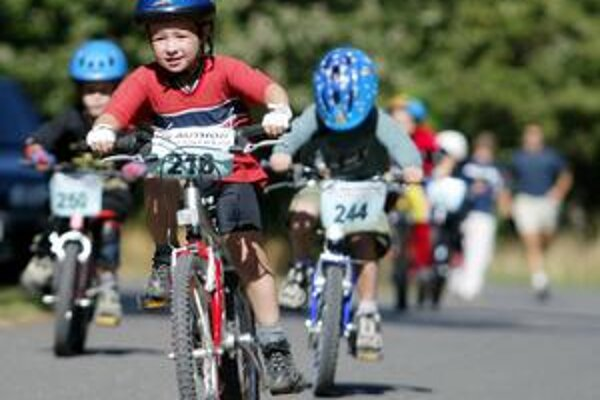 Karloveský cyklošprint do kopca bude túto nedeľu, štartujú tam dospelí aj detiv piatich kategóriách.