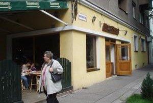 Tirolská izba na Záhradníckej ulici.