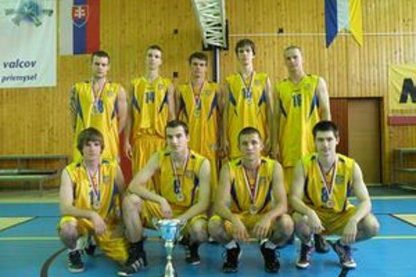 Majstrovský tím. Žiarčania dosiahli v tomto ročníku historický úspech.