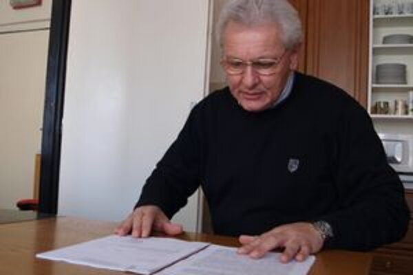 Riaditeľ Regionálneho úradu verejného zdravotníctva v Žiari nad Hronom Milan Kortiš. Hovorí, že žiadosť podnikateľov nespĺňala podmienky zákona.