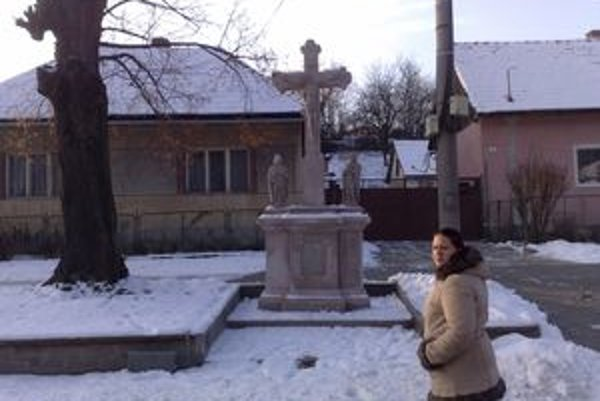 V centre Prenčova obnovili sakrálnu pamiatku.