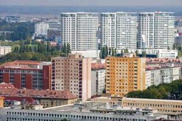 Katastrálne sa mestská časť Nové Mesto delí na Nové Mesto a Vinohrady