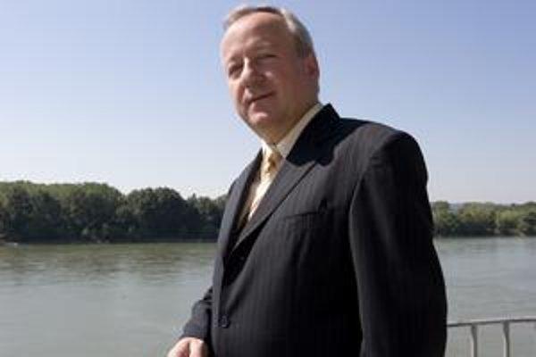 Vladimír Grežo, riaditeľ BKIS.