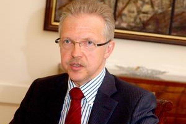 Odchádzajúci primátor Andrej Ďurkovský.