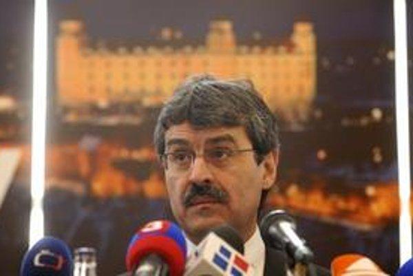 Primátor Milan Ftáčnik