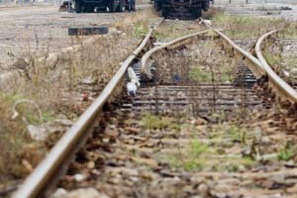 Nebezpečná trať sa nachádza blízko rozrastajúcej sa lokality.