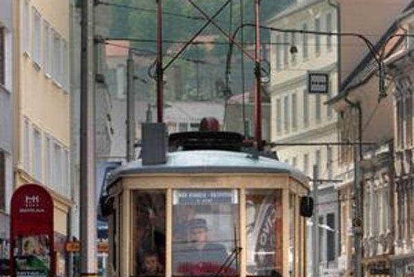 Súčasťou akcie Bratislava pre všetkých býva aj jazda historickou električkou.