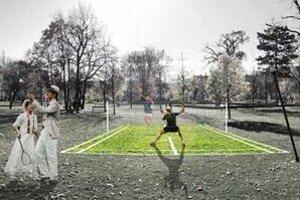 Badminton by sa až prekvapivo dobre hodil do areálu prezidentského paláca.