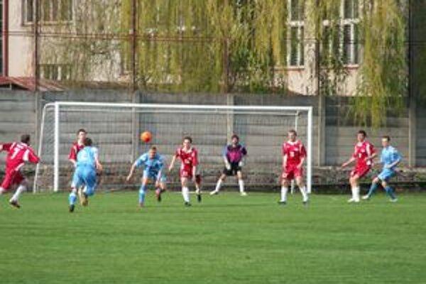 Hodruša-Hámre Slaskú s prehľadom porazila.