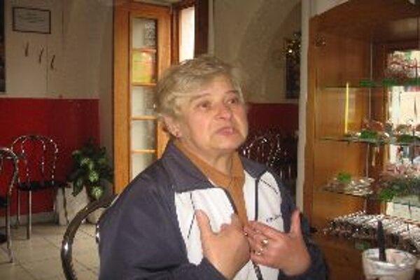 Žiadna vláda doteraz pani Rozáliu nepresvedčila, že to myslí s dôchodcami úprimne. Voliť nepôjde.