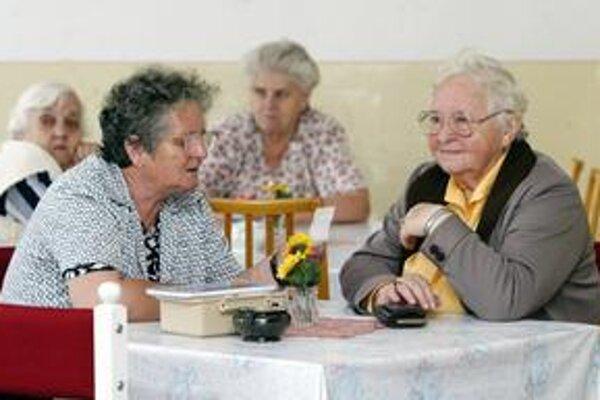 Obec by ďalej rada vybudovala aj domov dôchodcov.