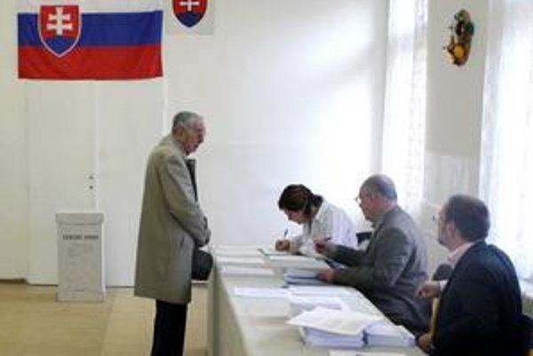 Voľby do župného parlamentu sa konali 14. novembra.