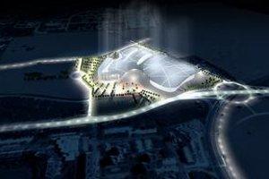 Koncom novembra sa v médiách objavili informácie, že pozemok pre petržalskú halu Danube Arena župa preplatila. Predávajúca firma ho získala za zlomok ceny, za ktorú ho neskôr župe predala. Za kúpu hlasovali vlani v lete skoro všetci poslanci. Spolu s býva