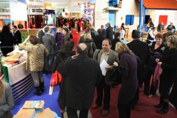 Tento rok sa v Inchebe stretlo 768 vystavovateľov z 31 krajín.