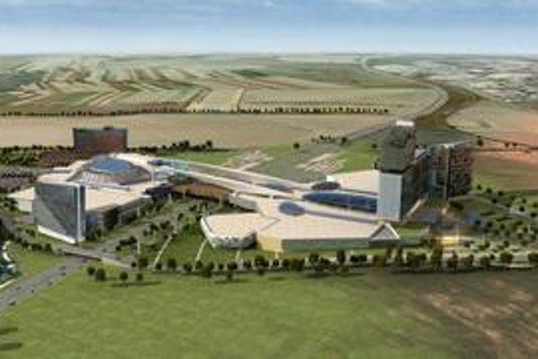 Do Metropolisu, ak sa bude stavať, by ročne malo prísť päť miliónov návštevníkov. Proti sa stavia mesto, investor sa domnieva, že to je predvolebná agenda KDH.