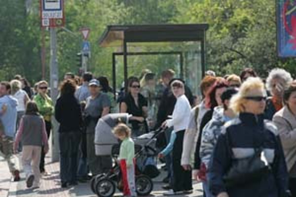 Počas Bratislavy pre všetkých sa neplatilo za hromadnú dopravu, premávali aj mimoriadne spoje.