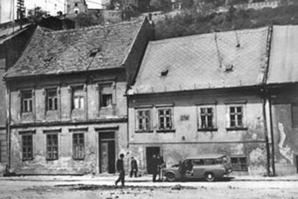 Prídavkova ulica.
