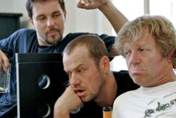 V predstavení Všetko o mužoch sa divákom predstaví Michal Slaný, Filip Blažek a Maroš Kramár. Predstavenia budú od 20. - 22. júla na nádvorí v Primaciálnom paláci.