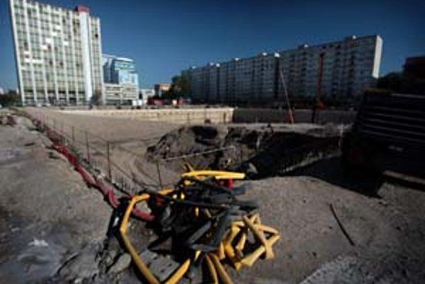 Na mieste bývalého Jadranu má stáť komplex Retro, investor chce vežu zvýšiť zo 17 na 31 podlaží.