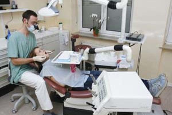 Zubári patria medzi lekárov s rajonizáciou.