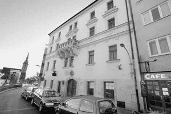 Múzeum židovskej kultúry je kultúrna pamiatka. Znalec mestskú budovu ohodnotil na 31,7 milióna.