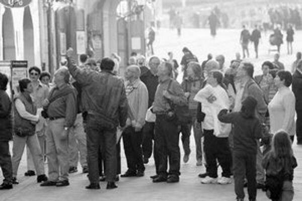 Magistrát očakáva tento rok opäť nárast počtu turistov v Bratislave.