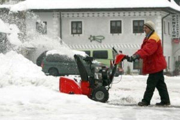 Nová fréza pomôže s odpratávaním snehu v mestských uličkách.