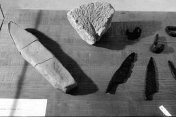 Najstaršie osídlenie parcely bolo v období laténskej doby