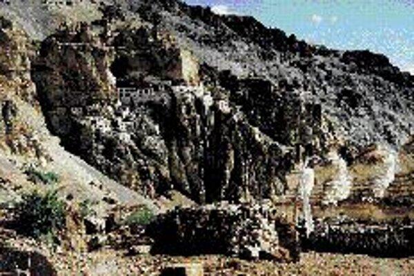 V galérii Sklepení brnianskeho pamiatkového ústavu sa začína výstava Západný Tibet - Ladak. Na záchrane tamojších kláštorov sa podieľali i brnianski pamiatkari. Galéria je na Nám. svobody 8. ILUSTRAČNÁ SNÍMKA - WWW.MYHIMALAYAS.COM