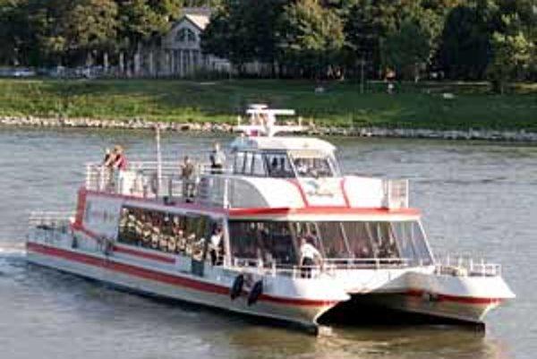 Najväčší záujem slovenských turistov je o plavby do Viedne. Do Budapešti sa plavia najmä cudzinci.