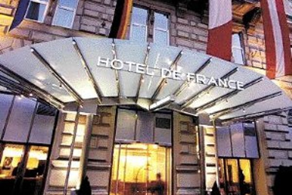 Hotel de France.