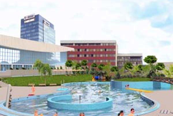 STaRZ chcel vedľa krytej plavárne stavať letný bazén.