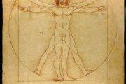 Leonardov vitruviánsky muž.