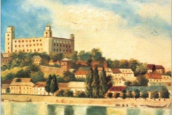 Bratislava kedysi. Z archívu Pavla Škorvánka