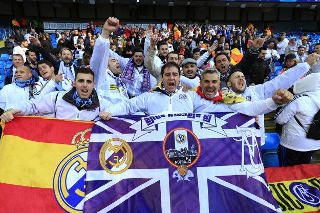 Do Manchestru si našli cestu aj fanúšikovia Realu.